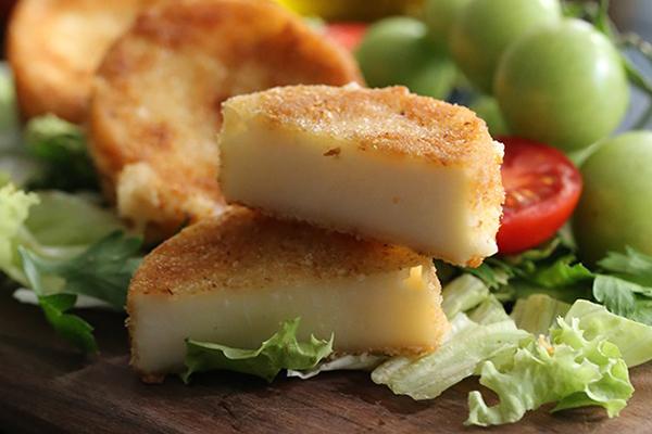 Keçi Peynirli Pane
