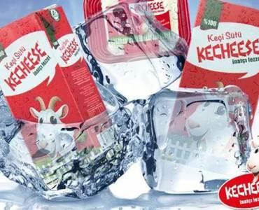 Türkiye'nin Keçi Markası Kecheese
